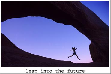 Jump into the future