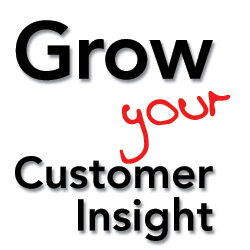Grow your customer insight